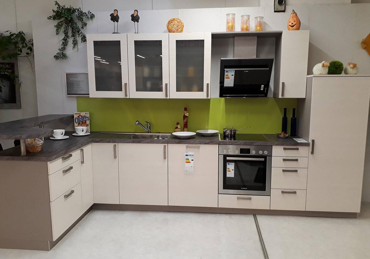 Küchenausstellung von Küchenstudio Gienger
